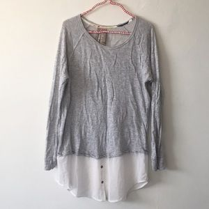 Anthro Sweater Tunic